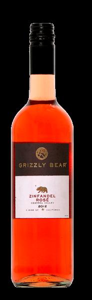 Grizzly Bear Zinfadel Rosé