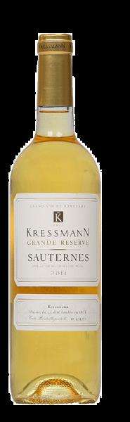 Kressmann Gran de Reserve Sauternes 75 cl