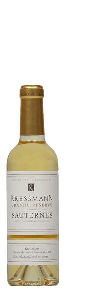 Kressmann Grande Réserve Sauternes 37,5 cl