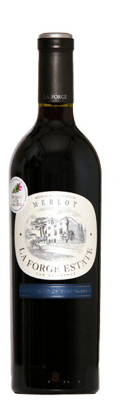 La Forge Estate Merlot