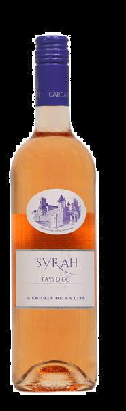 L`Esprit de la Cite Rosé Syrah
