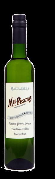 Mil Pesetas Manzanillo DO