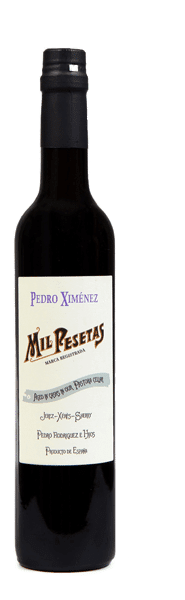 Mil Pesetas Pedro Ximenez Sherry DO