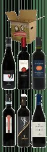 Wijnpakket Vino Rosso