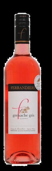 Domaine Ferrnadière rosé Grenache Gris 14