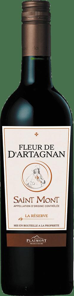 La réserve de D' Artagnan rouge AOC 2015
