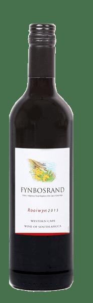 Fynbosrand Shiraz en Pinotage