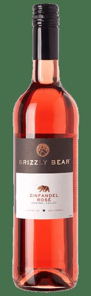 Grizzly Bear Zinfandel Rosé