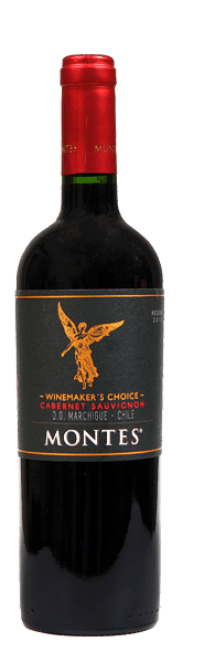 Montes Winemaker`s Choice Cabernet Sauvignon Reserva DO