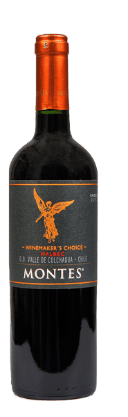 Montes Malbec Reserva DO
