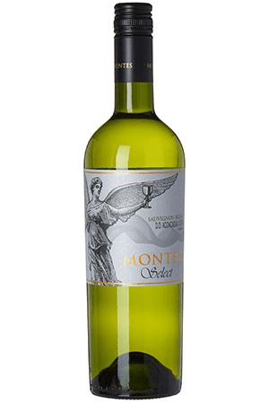Montes Barrel Select Sauvignon Blanc