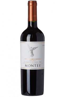 Montes winemaker's choice malbec