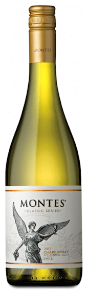 Montes Chardonnay Reserva DO