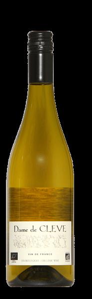 Damer de Cleve Blanc biologische wijn