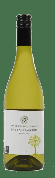 The Green Wine Compagnie Airén-Sauvignon Blanc – Verdejo.