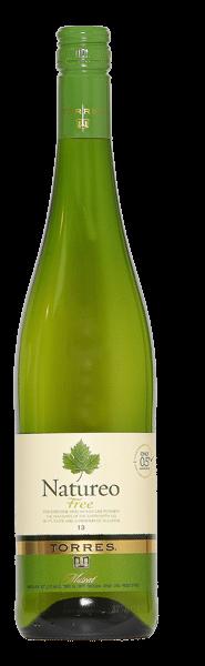 Torres Natureo Blanco alcoholarme wijn uit Spanje