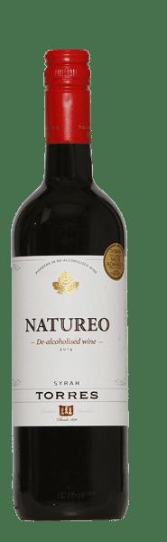 Torres Natureo Syrah alcoholarme wijn ar