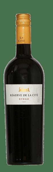 Syrah Réserve de la Cité AOP