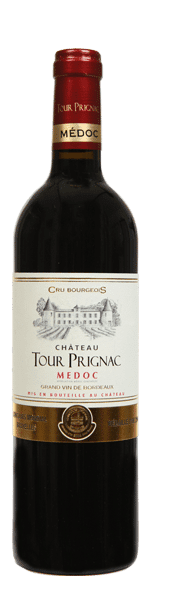 Château Tour Prinac Medoc Cru Bourgeois