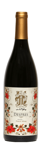 Despres Pinot Noir, Stellenbosch