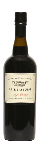 Leiderburg Cape Ruby