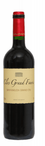 Clos Grand Faurie Saint-Emilion Grand Cru