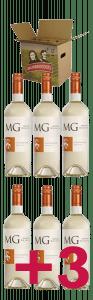 Wijnpakket MG Sauvignon Blanc Reserva 6 +3
