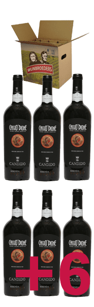 Candido Cassio Dione DOC 6 + 6