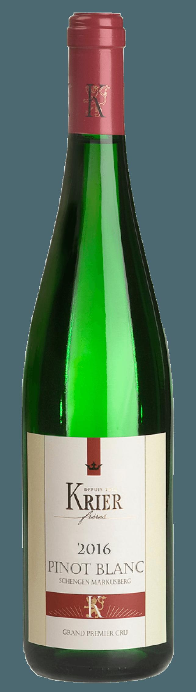 Krier Pinot Blanc AOP 2016