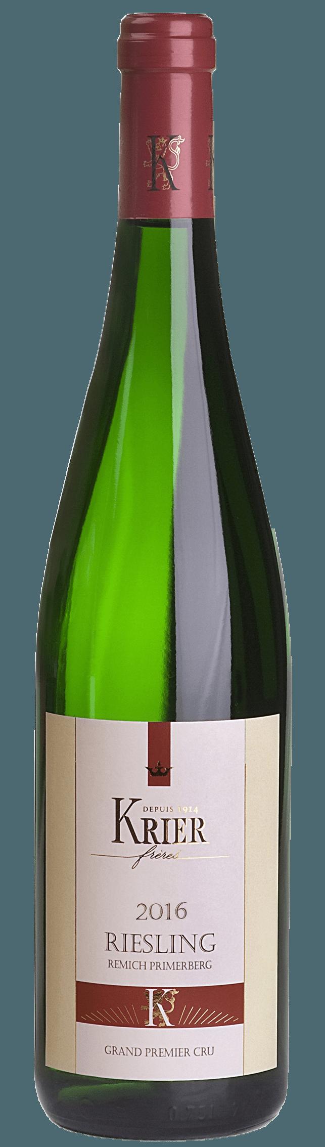 Krier Riesling Grand Premier Cru Remich Primerberg 2016