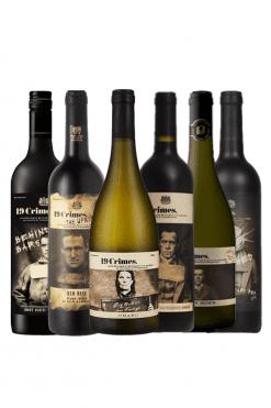 19 crimes wijnpakket
