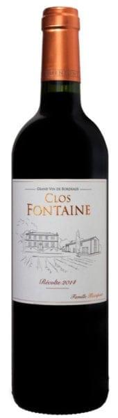 (Thienpont) Chateau Clos Fontaine 2014