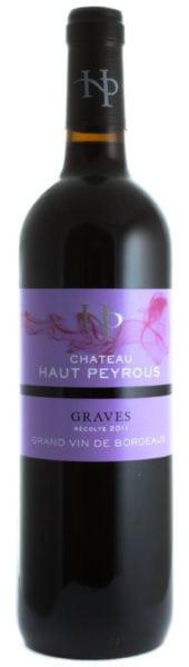 (Thienpont) Chateau Haut Peyrous Graves