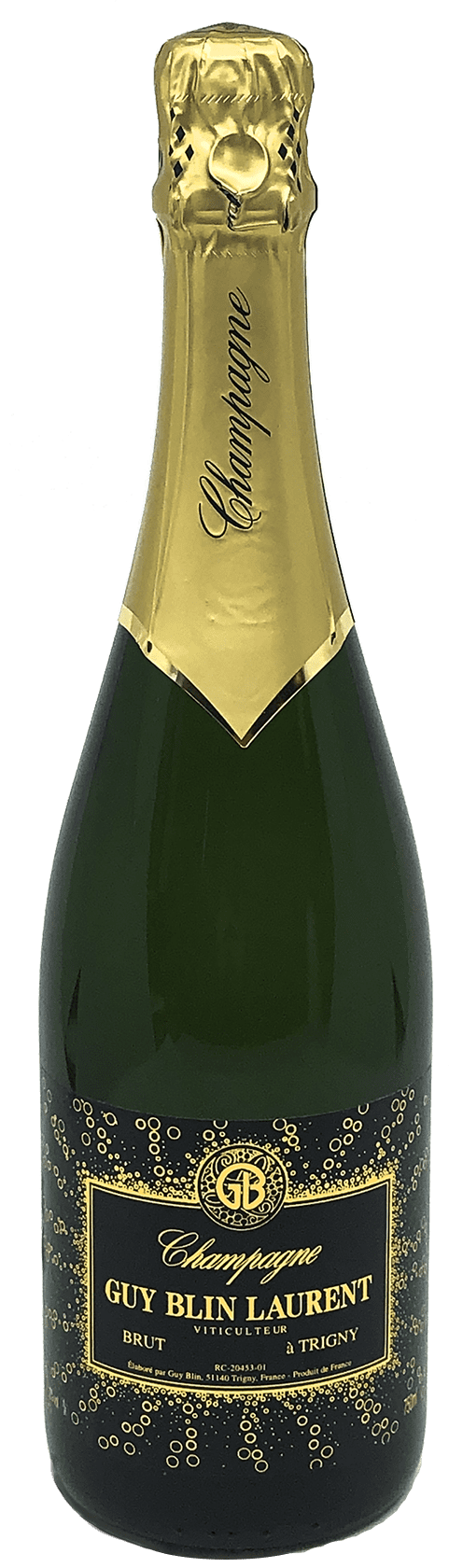 Guy Blin-Laurent Champagne Brut de Terroir