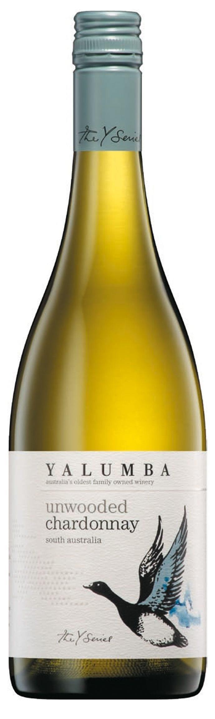 Yalumba The Y Series Unwooded Chardonnay 2017