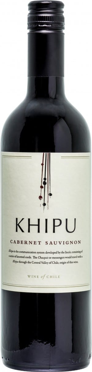 Khipu Cabernet Sauvignon DO Chili
