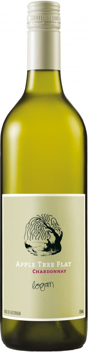 Logan Apple Tree Flat Chardonnay 2015