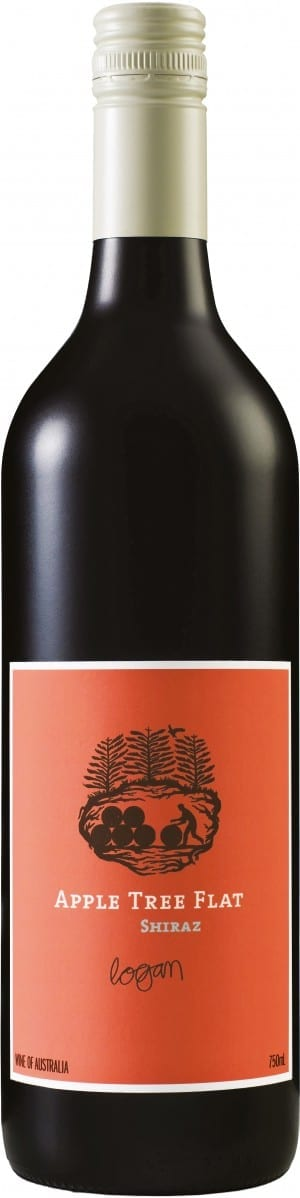 Logan Apple Tree Flat Shiraz 2013