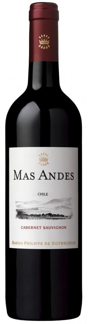Mas Andes Cabernet Sauvignon 2017