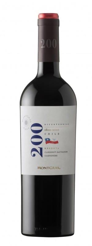 MontGras Bicentennial Cabernet Sauvignon 2018