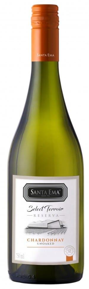 Santa Ema Select Terroir Chardonnay 2017