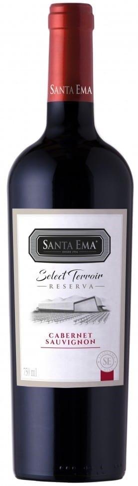 Santa Ema Select Terroir Cabernet Sauvignon 2017