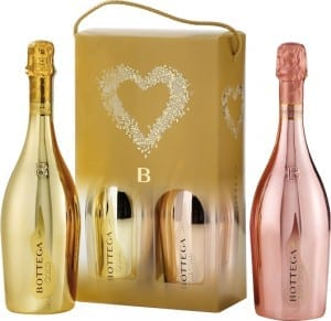 Bottega Glamour Gold + Rosé Gold in Giftbox
