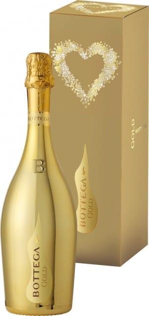 Bottega Prosecco Gold in Giftbox