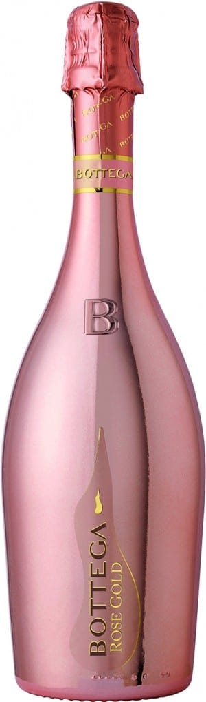 Bottega Prosecco Rosé Gold
