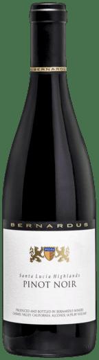 """Bernardus Pinot Noir """"Santa Lucia Highlands"""""""