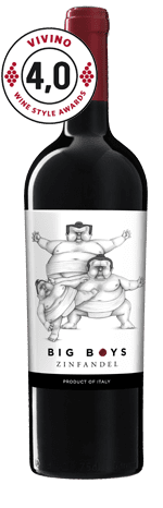 Big Boys Zinfandel 2017