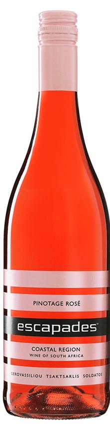 Escapades Pinotage Rosé 2017