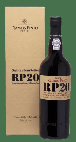 "Ramos Pinto ""Quinta Do Bom Retiro"" 20 Years Old"