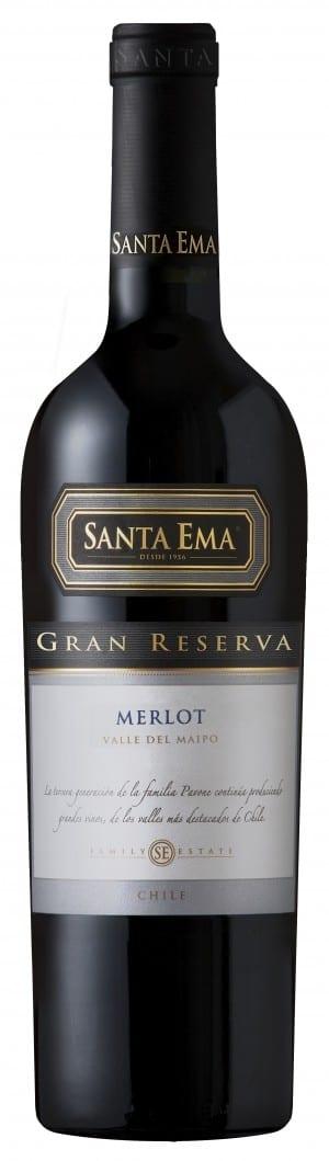 Santa Ema Merlot Gran Reserva